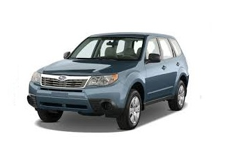 FORESTER 2008 - 2012