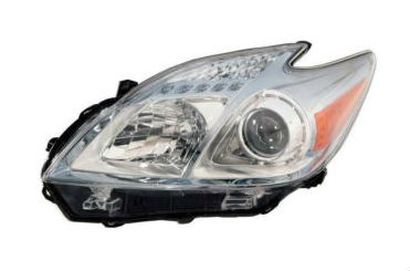 09-11 Prius Headlight Left