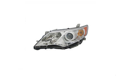 12-14 Camry Headlight Left