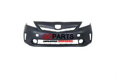 11-14 Prius V/ALPHA - ბამპერი (წინა)