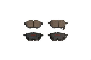 09-15 Prius Brake Pads Rear