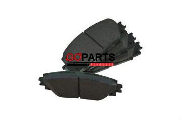 09-15 Prius Brake Pads Front