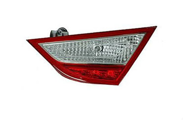 11-14 Sonata Tail Light Inner Left