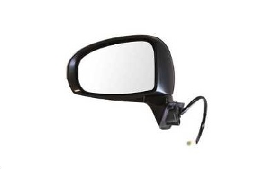 10-15 Prius Side View Mirror LEFT W/Heating