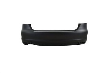11-15 Jetta Bumper Cover Rear