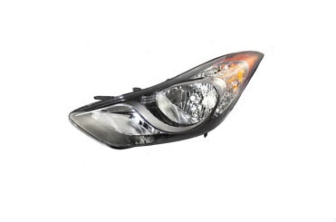 11-13 ELANTRA Headlight LH