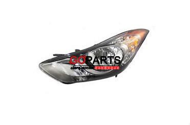 11-13 Elantra Headlight Left