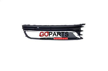 12-15 Passat Bumper Grill Lower Right W/Chrome