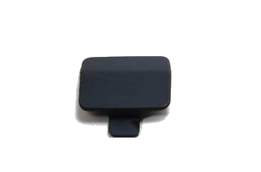 08-10 Highlander Bumper Tow Cover Right