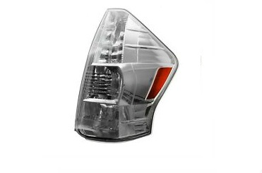 11-14 Prius V Tail Light Right W/Bulbs