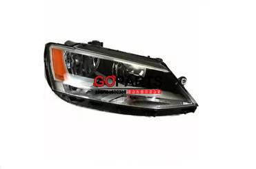 11-18 Jetta Headlight Right