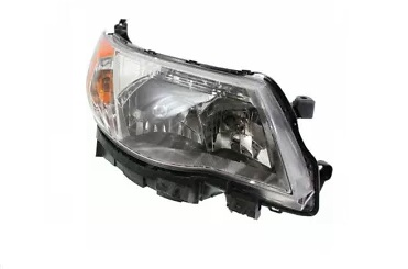 09-12 Forester Headlight Right W/Bulbs