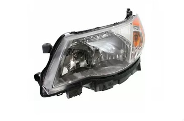 09-12 Forester Headlight Left W/Bulbs