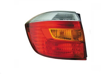 08-10 Highlander Tail Light Left
