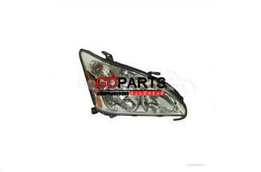 06-09 RX400H Headlight Left