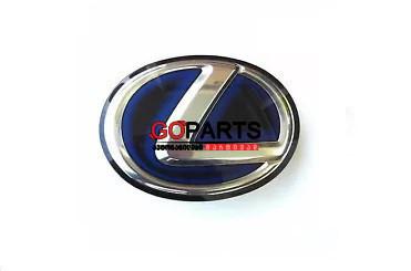09-17 LEXUS Emblem Front HYBRID