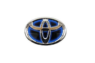 11-17 TOYOTA Emblem Front HYBRID