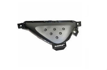 16-18 Prius Bumper Fog Cover W/O Fog Right