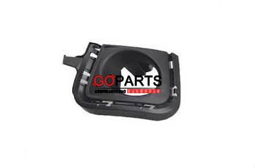 11-14 Prius C/AQUA Bumper Fog Cover W/FOG Left