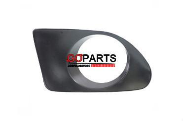 10-12 RX350/RX450h Bumper Fog Cover W/O Fog LH
