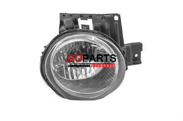 11-14 Juke Headlight Left