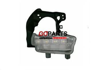 14-16 Highlander - ბამპერის სანისლეს ბუდე (მარჯვენა) + LED