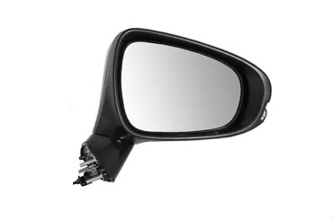 11-17 CT200h Side View Mirror Right W/Turn Signal