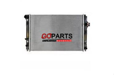 16- Prius - წყლის რადიატორი