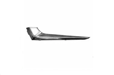16-18 Malibu Bumper Chrome Molding RIGHT