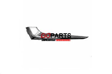 16-18 Malibu Bumper Chrome Molding RIGHT