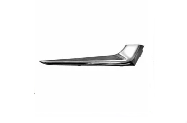 16-18 Malibu Bumper Chrome Molding LEFT