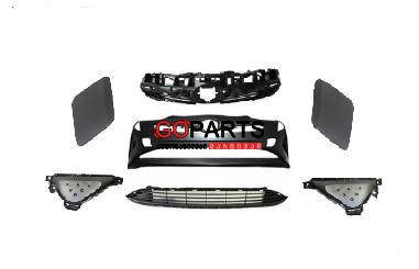 16-18 Prius - ბამპერი (კომპლექტი)