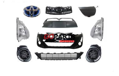 15-17 Prius C/AQUA - ბამპერი (კომპლექტი)