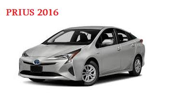 PRIUS 2016 - 2018