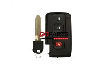 04-09 Prius - გასაღების ჩარჩო