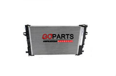 14-18 CLA/GLA - A/C Condenser