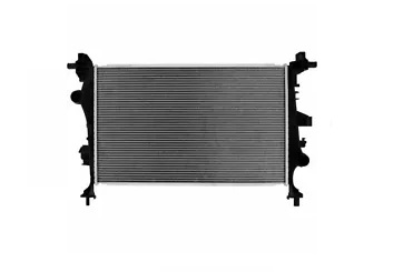 16-19 FIAT 500X Radiator (1.4)