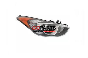 13-17 ELANTRA GT - Headlight RH