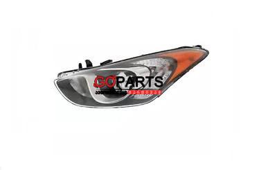 13-17 ELANTRA GT - Headlight LH