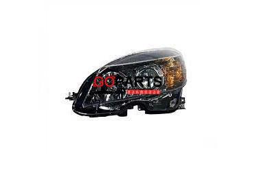 08-11 W204 Headlight LH